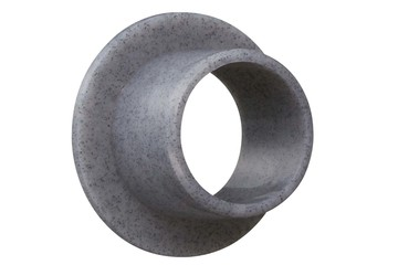 iglidur® UW160, sleeve bearing with flange, mm