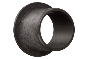 iglidur® G V0, sleeve bearing with flange, mm