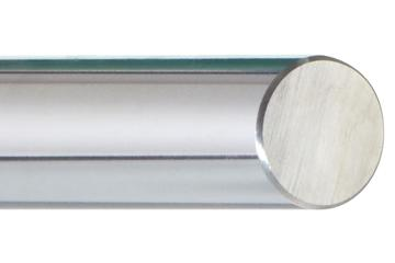 drylin® R stainless steel shaft, EWMS, 1.4571