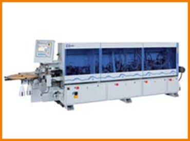 Edge banding machine